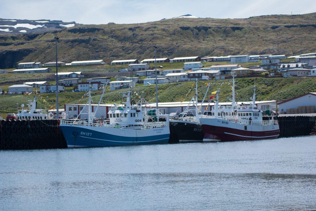 Tag 4: Olafsvik in Island