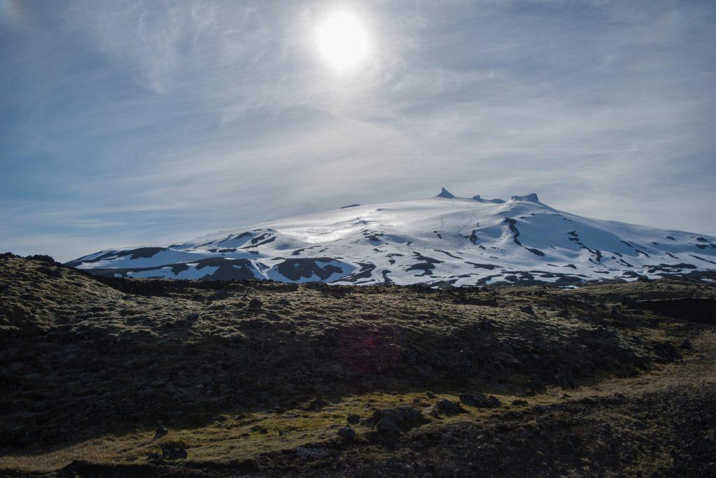 Tag 5: Snaefellsjökull Gletscher