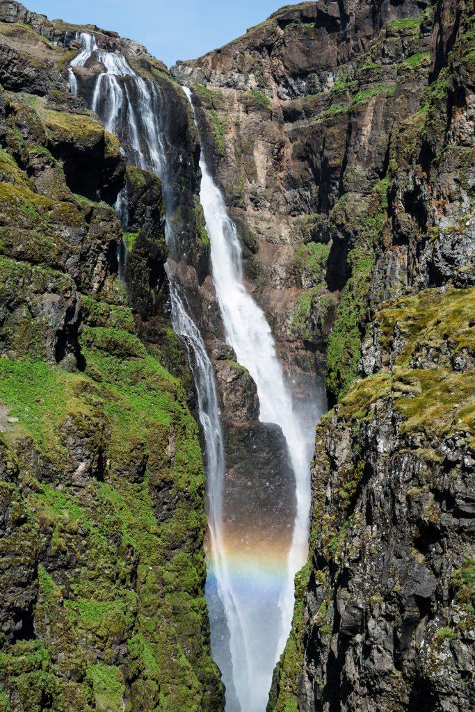 Tag 5: Glymur Wasserfall