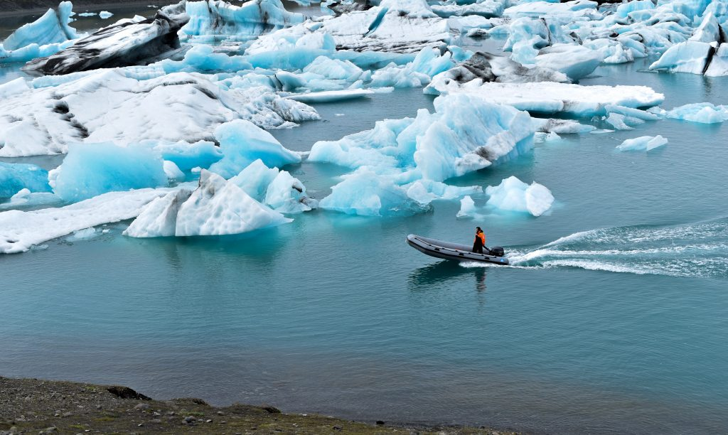 Tag: 9 Jökulsárlón - Glacier Lagoon