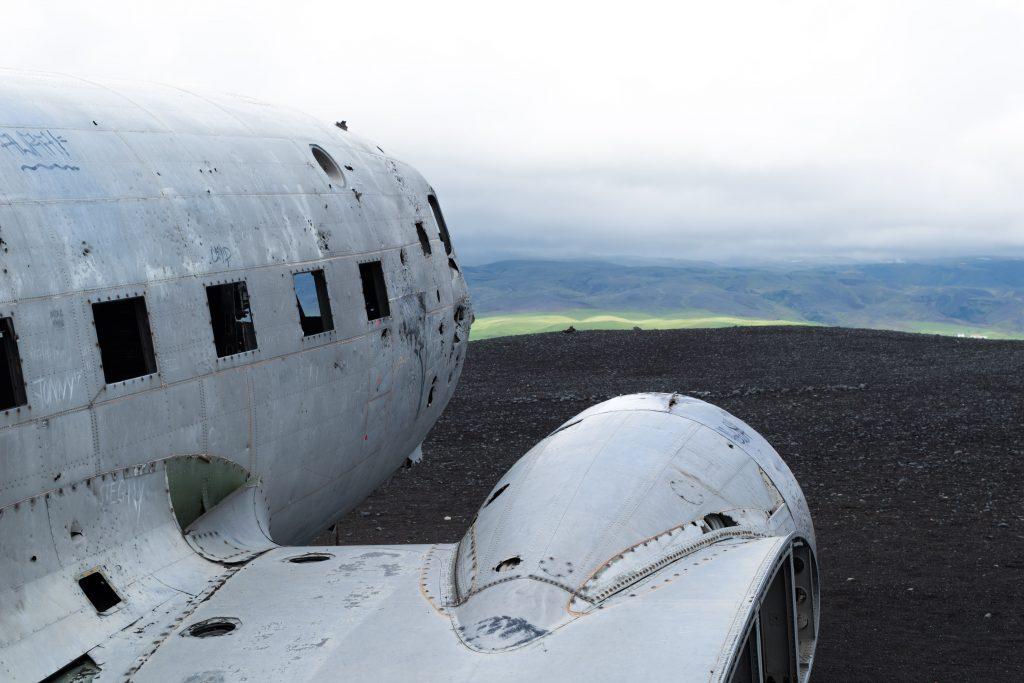 Tag 13: Flugzeug