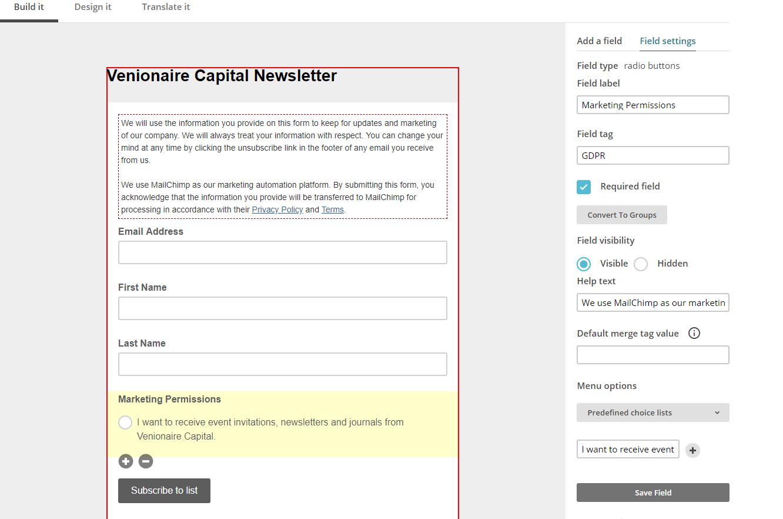 DSGVO – Bestätigung von Mailchimp Abonnenten einholen – derFabian